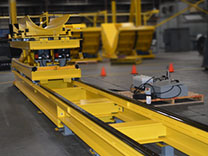 custom lifts mobility fixed track rail guided